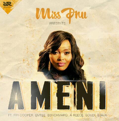 Miss Pru DJ - Ameni Ft. Emtee, Fifi Cooper, Lyrics
