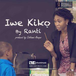 Ranti - Iwe Kiko  Lyrics