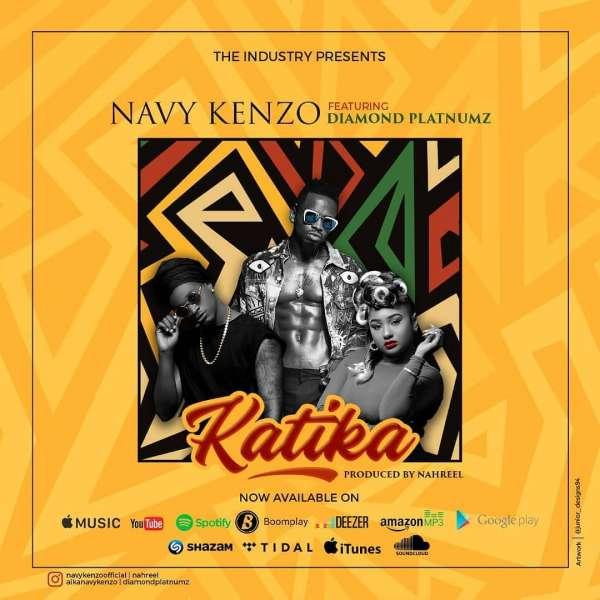 Navy Kenzo - Katika Ft. Diamond Platnumz Lyrics