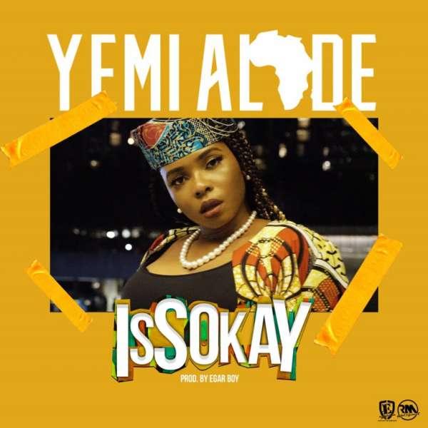 Yemi Alade - Issokay  Lyrics